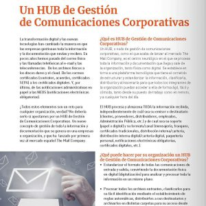 RevistaIFMA - The Mail Company